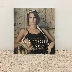Brand New Glamour Knits Book